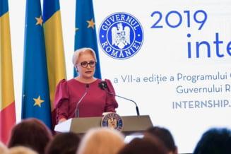 Dancila, despre propunerile pentru functia de comisar european: Nu am primit niciun refuz de la Bruxelles