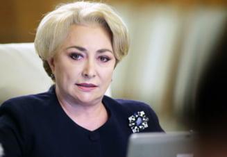 Dancila, despre raportul GRECO si solicitarea lui Iohannis: Am vazut o dubla masura, inclusiv din partea presedintelui