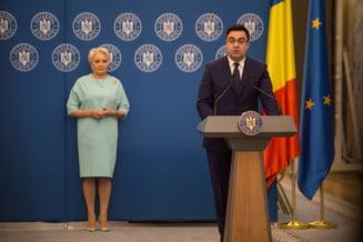 Dancila, despre scandalul TAROM: Daca se intarziau avioanele era vinovat premierul. Nu cred ca domnul Cuc ma punea intr-o situatie neplacuta