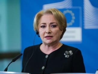 Dancila, despre schimbarile din Legile Justitiei: Probabil s-a gresit! Poate au fost lucruri bune, dar neexplicate UE