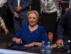 Dancila, dupa ce Tariceanu a spus ca nu vrea sa faca parte dintr-o guvernare impotenta: Probabil se referea la ministrii dumnealui