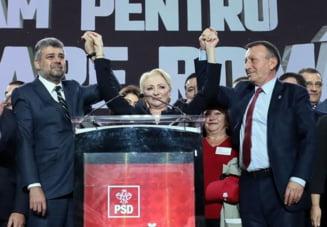 """Dancila, in cartea-interviu """"Partea ei de adevar"""": """"Ciolacu a vandut partidul de cand a votat Guvernul Orban. Stanescu este las"""""""