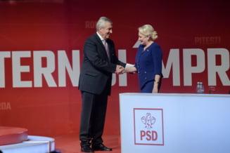 Dancila, intalnirea decisiva pentru stabilirea candidatului la prezidentiale? Negocieri in ultima zi, cu Ponta si Tariceanu