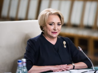 Dancila, intrebata de ce nu i-a predat mandatul lui Ludovic Orban