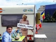 Dancila, ironizata in presa germana: E o marioneta a Puterii