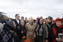 Dancila, jignita de intrebarea cum va reprezenta Romania in calitate de presedinte, fara sa stie o limba straina