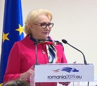 Dancila, prima reactie dupa respingerea interimarilor de catre Iohannis