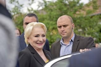 Dancila a convocat de urgenta ministrii, dupa rezultatul de duminica