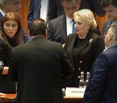 Dancila a convocat sedinta de guvern. A doua dupa ce Executivul a fost dat jos prin motiune de cenzura