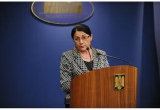 Dancila a dat-o afara pe Andronescu din Guvern: E o atitudine care nu reflecta pozitia Guvernului