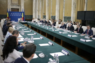Dancila a inceput evaluarea ministrilor: S-au facut multe lucruri in afara programului de guvernare