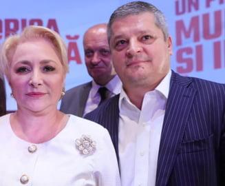 Dancila a numit un fost vice din PMP secretar de stat la Ministerul Energiei