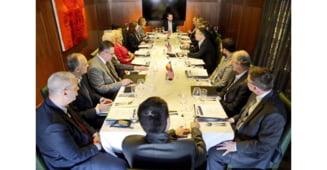 Dancila a participat la un pranz de lucru cu investitori americani in Romania