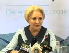 Dancila a sesizat Curtea Constitutionala si il acuza pe Iohannis ca saboteaza succesul Guvernului la presedintia UE