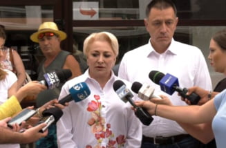Dancila anunta ca sondajele pentru prezidentiabilul PSD incep saptamana viitoare: Plesoianu, Teodorovici si Nicolae, printre candidati