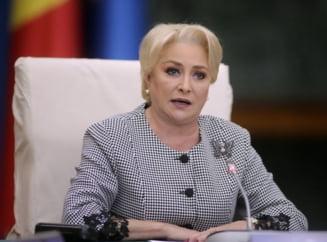 Dancila confirma ca se duce vineri sa il reclame pe Iohannis la CCR