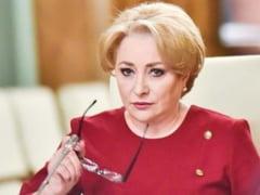 Dancila discuta cu Ciolacu si Tariceanu despre remanierea Guvernului