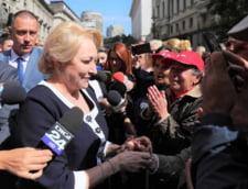 Dancila e convinsa ca motiunea nu va trece: Avem misiunea de a guverna Romania si a ne duce programul la capat