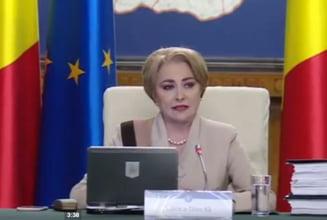 Dancila explica de ce nu i-a raspuns la telefon lui Iohannis
