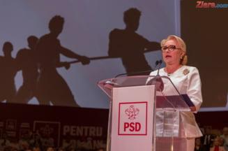 Dancila i-a avertizat pe liderii PSD ce se va intampla daca nu castiga prezidentialele