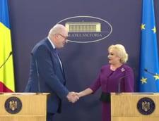 Dancila i-a cerut comisarului european al Agriculturii ajutor financiar pentru pesta. CE se mai gandeste