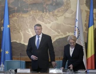 """Dancila ii cere lui Iohannis """"sa abandoneze jocurile politice"""": Guvernul trebuie sa fie lasat sa lucreze"""