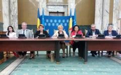 """Dancila ii multumeste Olgutei Vasilescu pentru Legea Salarizarii si """"disponibilitatea"""" de a corecta haosul creat"""