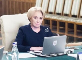 Dancila ii raspunde lui Iohannis: A facut o obsesie personala din daramarea actualului Cabinet