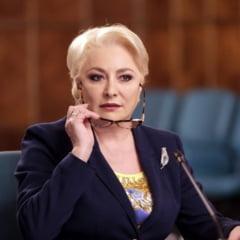 Dancila ii trimite azi lui Iohannis propunerile de remaniere in frunte cu Dana Girbovan