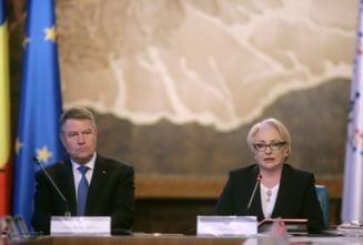 Dancila il anunta pe Iohannis ce interimari propune la Dezvoltare si Transporturi