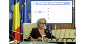 Dancila il ataca pe Iohannis pentru ca nu a convocat CSAT pentru rectificarea bugetara