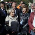 Dancila insista: Nu am auzit pana acum ca PSD sa se fi implicat in campania pentru referendum. Cateva exemple care o contrazic