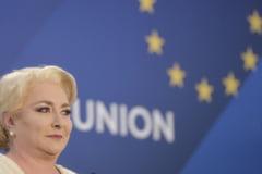 Dancila isi lauda Guvernul la Strasbourg, in vreme ce multi lideri europeni ii reproseaza incalcarea regulilor statului de drept (Video)