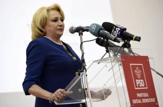 Dancila le raspunde europarlamentarilor: Acuza dezinformari si spune ca Guvernul pe care il conduce este iubit de romani