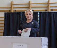 Dancila n-are incredere in sondaje: Ponta avea 31%, Iohannis avea 15% si a castigat Iohannis