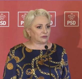 Dancila nu a fost invitata la Cotroceni pentru semnarea Pactului pentru parcursul european