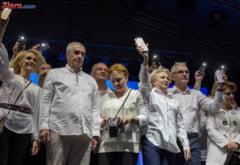 Dancila nu intelege de ce-a plecat Tariceanu de langa PSD, dar nu a candidat chiar el la prezidentiale din partea ALDE