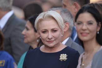 Dancila o ataca pe Birchall si vrea sa o remanieze: Atitudinea doamnei ministru nu este pozitia PSD