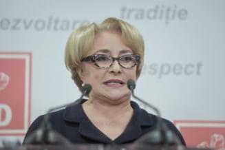 Dancila prezinta in fata liderilor PSD primul bilant al Guvernului sau. Vor fi remanieri?