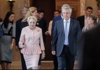 Dancila promite ALDE liste comune la parlamentare. Disidentii il anunta pe Tariceanu ca a pierdut partidul