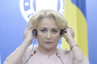 Dancila se duce la Cotroceni dupa ce a fost convocata de Iohannis sa explice deciziile Guvernului pe politica externa - UPDATE