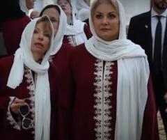 Dancila se vede astazi cu Netanyahu in Bulgaria si apoi pleaca intr-un nou turneu in tarile arabe