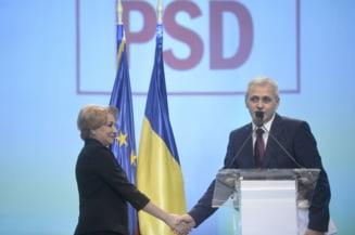 Dancila si Dragnea au discutat despre o posibila restructurare guvernamentala UPDATE Ce au decis