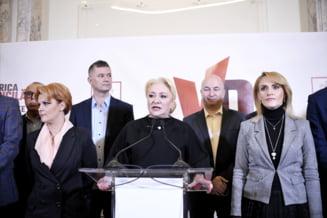 Dancila si-a dat demisia de la sefia PSD. Noul presedinte interimar e Marcel Ciolacu, care anunta o premiera: Nu a picat niciun cap!