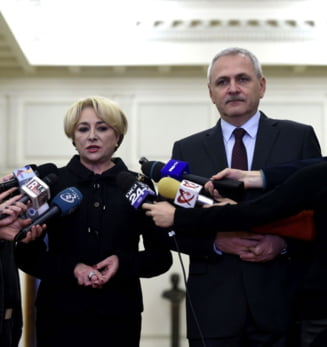 Dancila si-a prezentat bilantul la sedinta PSD: Presei ii va fi transmis direct materialul scris