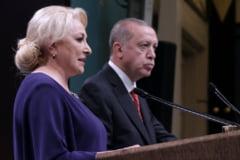 Dancila spune ca Erdogan a asigurat-o ca investitorii turci vor construi un spital regional la Constanta