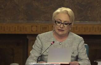 Dancila spune ca Iohannis a atacat bugetul la CCR pentru ca se teme ca va duce la prea multe investitii