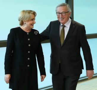 Dancila spune ca MCV-ul nu va afecta presedintia prin rotatie a UE