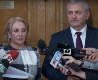 Dancila spune ca fiecare ministru va fi evaluat lunar de catre Dragnea, dar si ca vrea sa aiba o relatie cat mai buna cu Iohannis