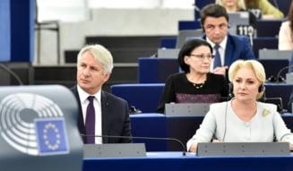 """Dancila spune ca nu va lua masuri economice bruste, dar ca vor fi romani """"mai putini bucurosi"""""""